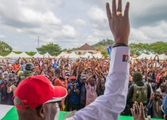 ROTIMI AKEREDOLU WINS ONDO GOVERNORSHIP ELECTION, RETURNED FOR SECOND TERM
