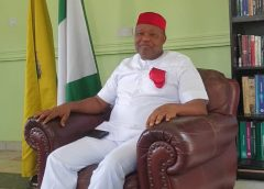 WHY I WANT TO BE THE NEXT GOVERNOR OF ANAMBRA STATE—NZE SULLIVAN NWANKPO OPENS UP