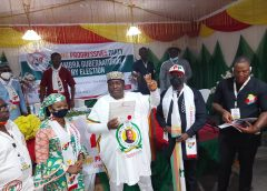 IFEANYI UBAH PICKS ANAMBRA GUBER TICKET, WINS YPP PRIMARY BY LANDSLIDE
